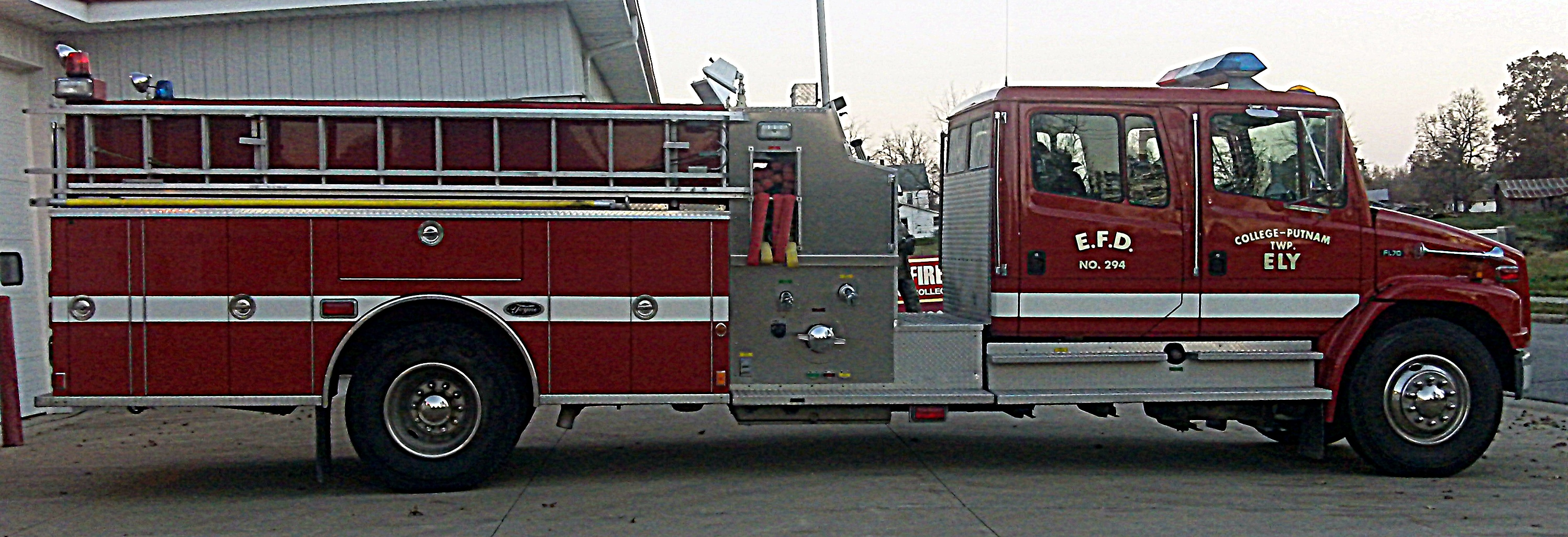 Apparatus Page | Ely Fire Department